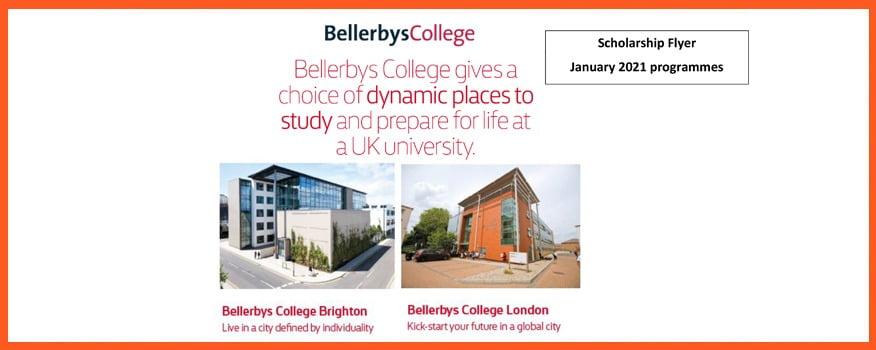 Study UK: Bellerbys College