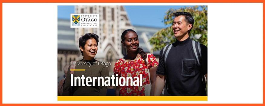 Study New Zealand: University of Otago